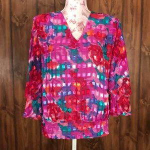 Siasia Colorful Blouse